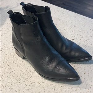 Marc Fisher ankle boots